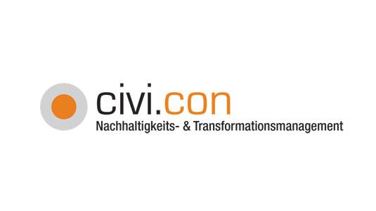 Thinking Circular Partnerlogo civi.con